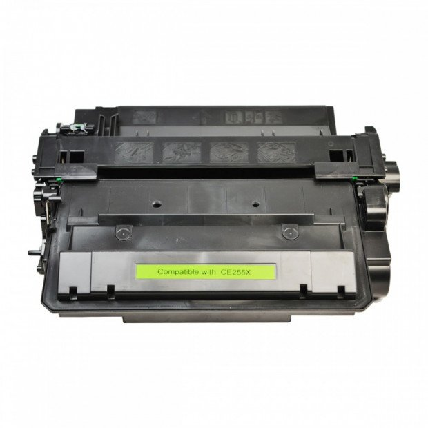 Black Laser Toner Cartridge to suit HP CE255X #55X, Cart-324ii