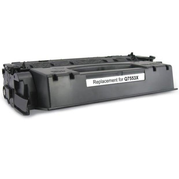 Toner Cartridge to suit HP Q7553X, 53X, CART315ii, Q5949X