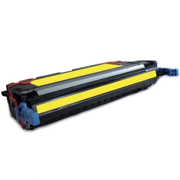 Suit HP. Q7582A Cart 317 Yellow Premium Generic Laser Toner Cartridge