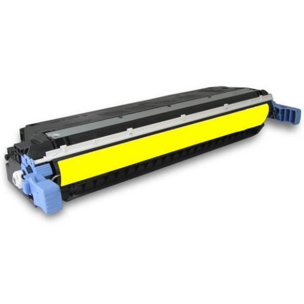 Suit HP. C9732A 5500 5550 Yellow Premium Generic Toner