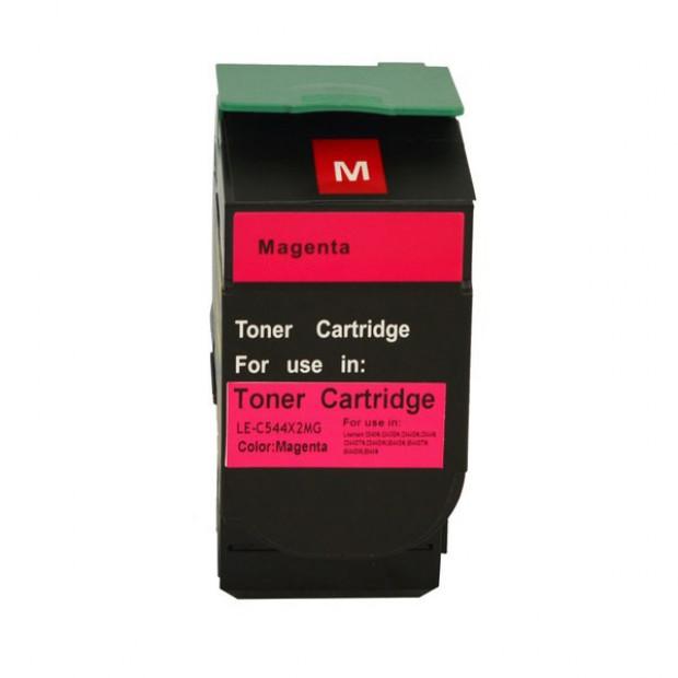Suit Lexmark. C544M C544XIMG Premium Generic Magenta Toner