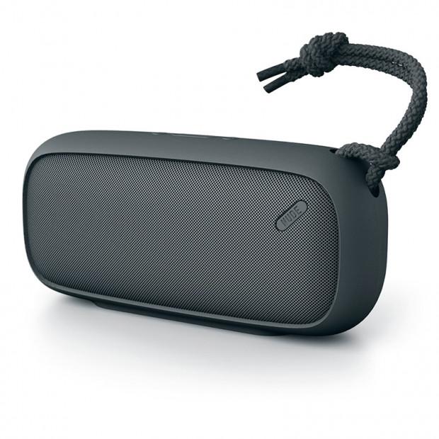 NudeAudio PS004CLG Move L Portable Bluetooth Speaker - Black