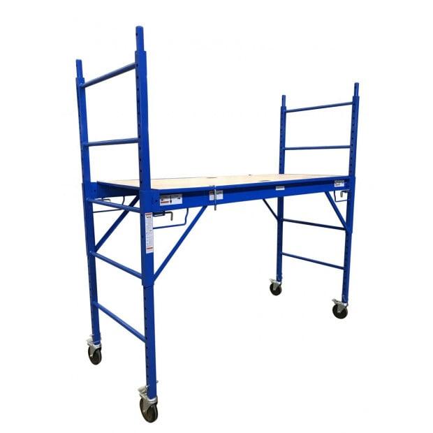 Safety Scaffolding Steel Ladder - 450kg