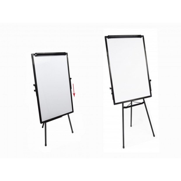 60 X 90cm Magnetic Writing Whiteboard Dry Erase  Adjustable  Stand Image 3