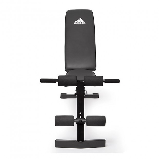 Adidas Essential Utility Exercise Weight Bench Image 4