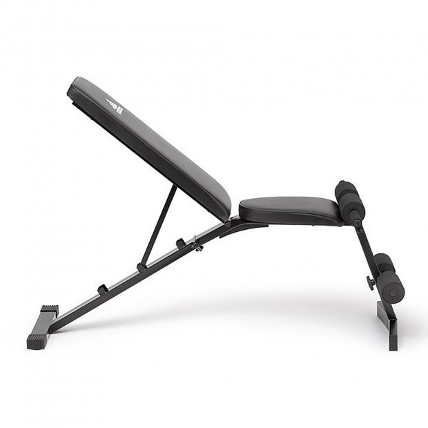 Adidas Essential Utility Exercise Weight Bench Image 5