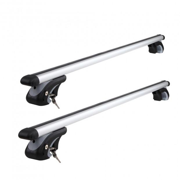 Universal Roof Racks Cross Bars 112cm Lockable