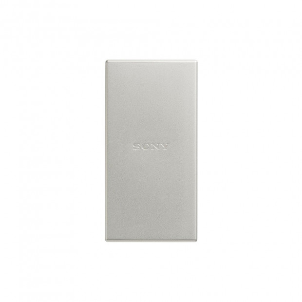 Sony 10,00mAh Portable USB Type-C Charger CP-SC10 - Silver