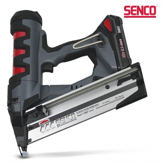 Senco Fusion C Series Angled Bradder Nailer Nail Gun FN65RHA