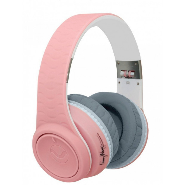 Fanny Wang 2000 Series Over Ear DJ Headphones - Pink