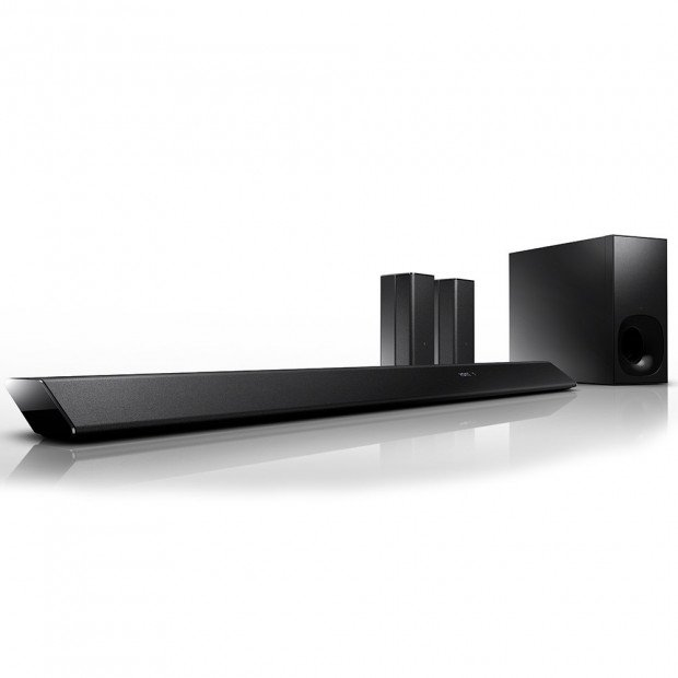 Sony 5.1ch Home Cinema System with Wi-Fi/Bluetooth HT-RT5