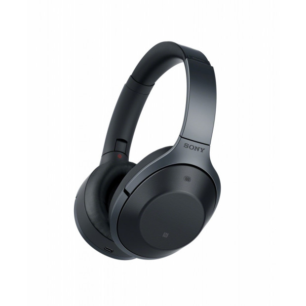 Sony 1000X Noise Cancelling Bluetooth Headphones - Black
