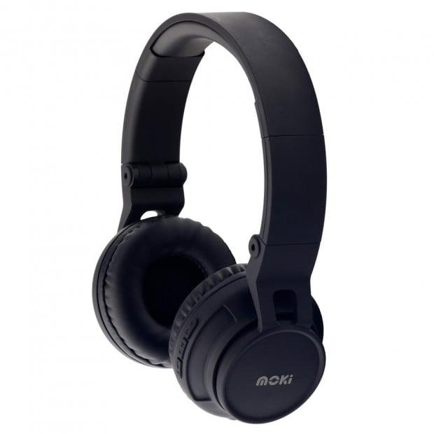 Moki Exo Bluetooth Headphone - Black