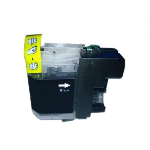 Suit Brother. LC133 Black Compatible Inkjet Cartridge