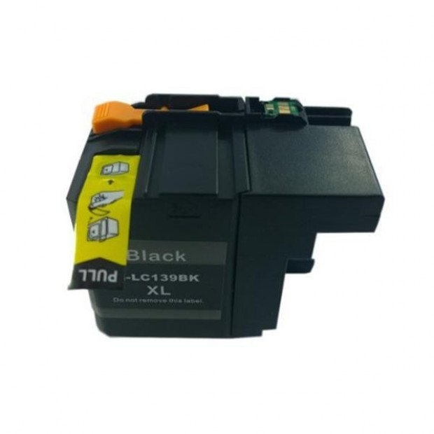 Suit Brother. LC139XL Black Compatible Inkjet Cartridge
