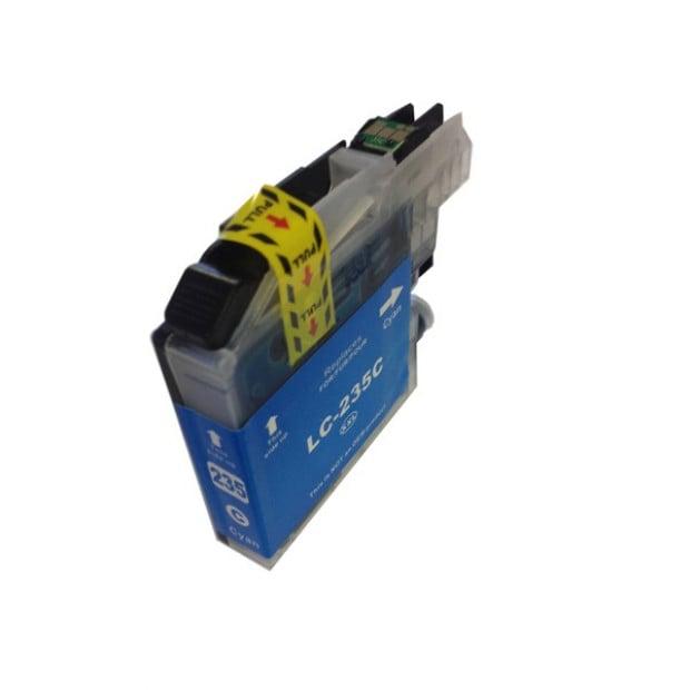 Suit Brother. LC235XL Cyan Premium Compatible Inkjet Cartridge