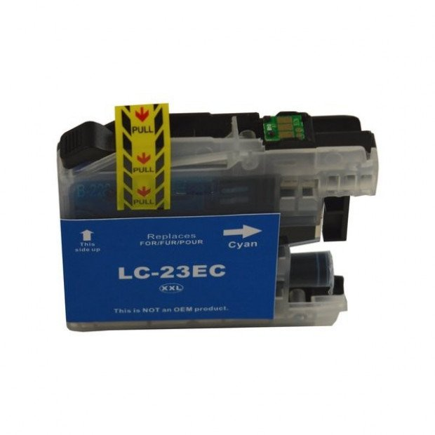 Suit Brother. LC-23E Cyan Compatible Inkjet Cartridge