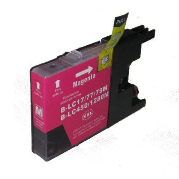 Suit Brother. LC77XL Magenta Compatible Inkjet Cartridge