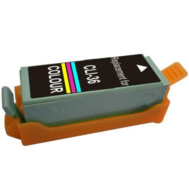 Suit Canon. CLI-36 Compatible Inkjet Cartridge