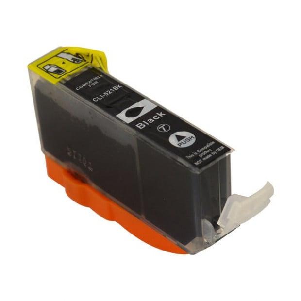 Suit Canon. CLI-521 Black Compatible Inkjet Cartridge