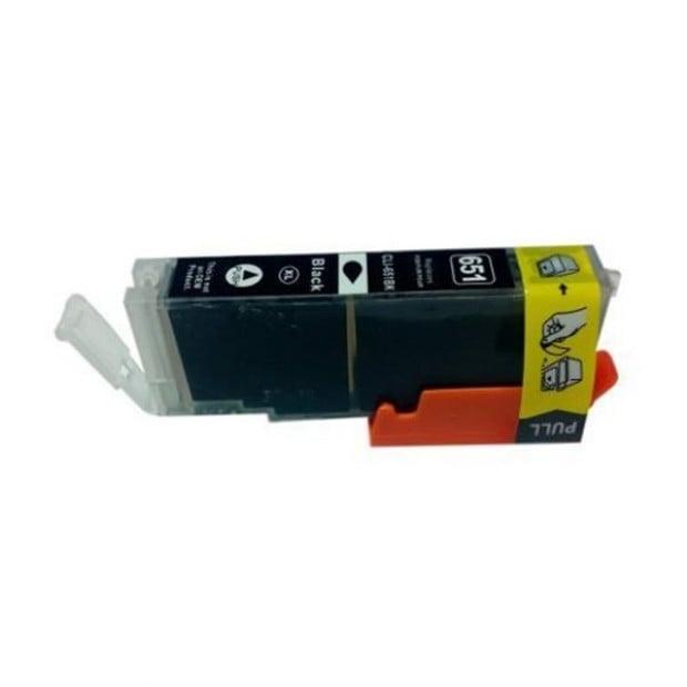Suit Canon. CLI-651XL Black Compatible Inkjet Cartridge