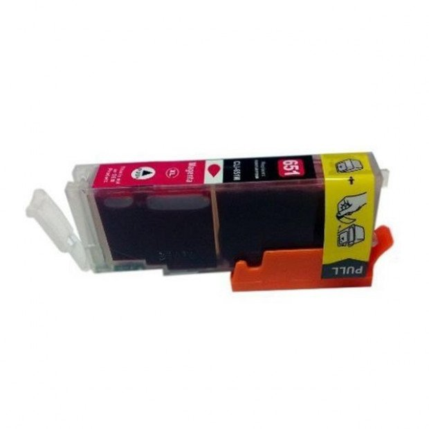 Suit Canon. CLI-651XL Magenta Compatible Inkjet Cartridge