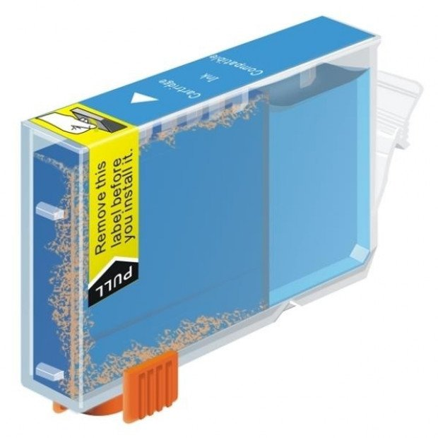 Suit Canon. CLI-8 Cyan Compatible Inkjet Cartridge