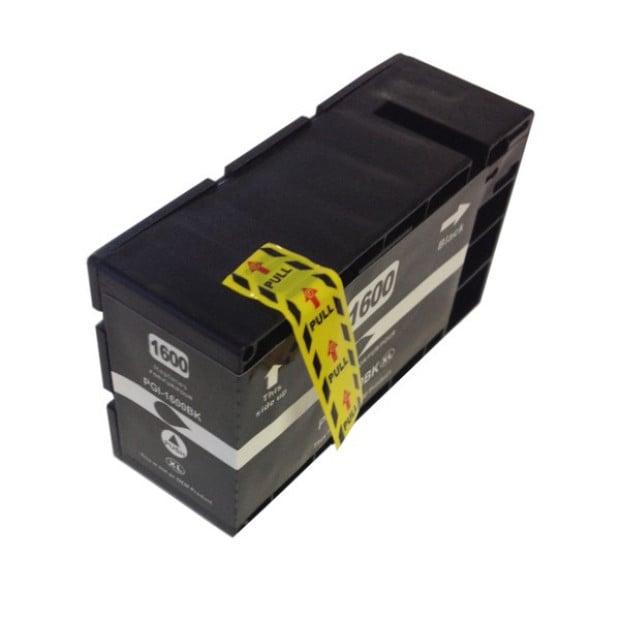 Suit Canon. PGI-1600XL Pigment Black Compatible Inkjet Cartridge