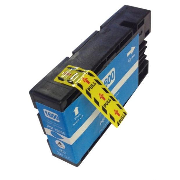 Suit Canon. PGI-1600XL Pigment Cyan Compatible Inkjet Cartridge