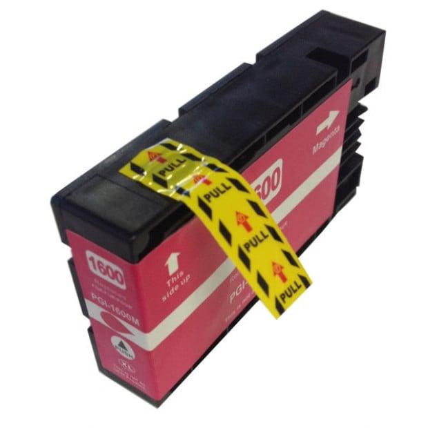 Suit Canon. PGI-1600XL Pigment Magenta Compatible Inkjet Cartridge