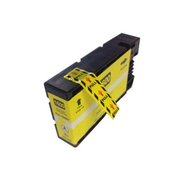 Suit Canon. PGI-1600XL Pigment Yellow Compatible Inkjet Cartridge