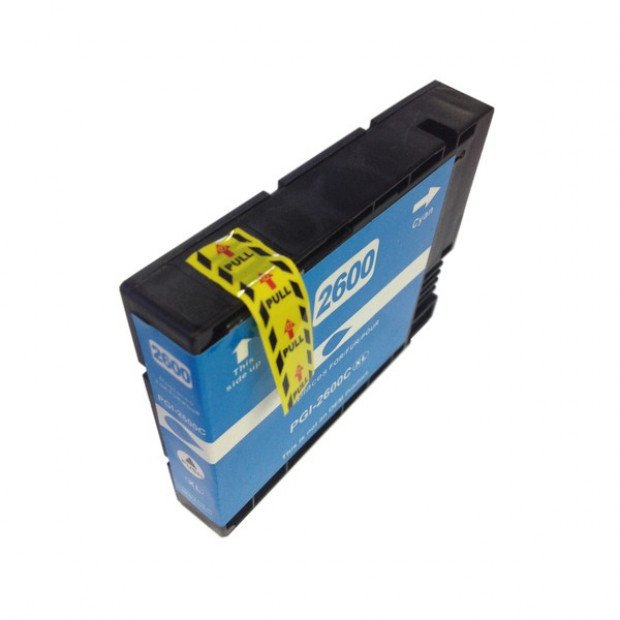 Suit Canon. PGI-2600XL Pigment Cyan Compatible Inkjet Cartridge
