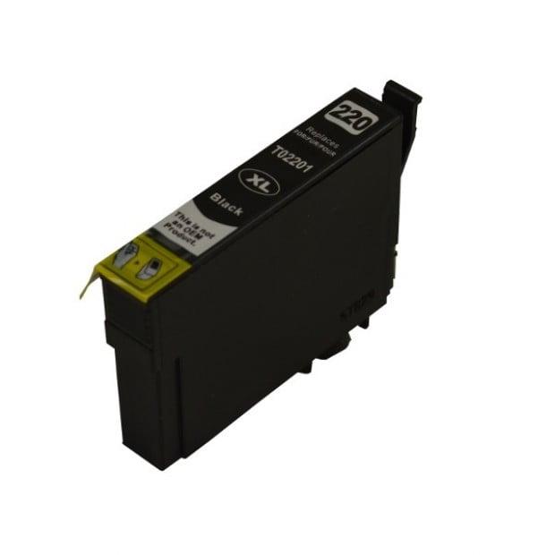 Suit Epson. 220BKXL Black Premium Compatible Inkjet Cartridge