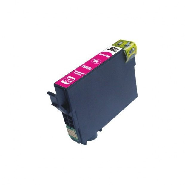 Suit Epson. 29XL Premium Magenta Compatible Inkjet Cartridge