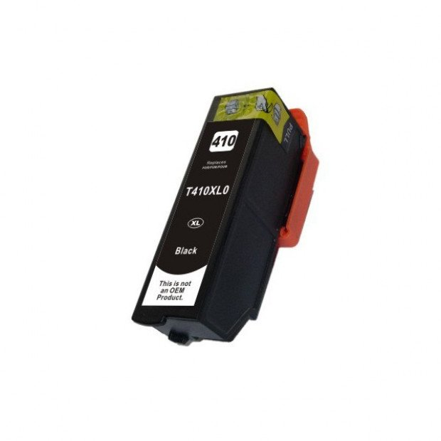 Suit Epson. 410XL Black Compatible Inkjet Cartridge