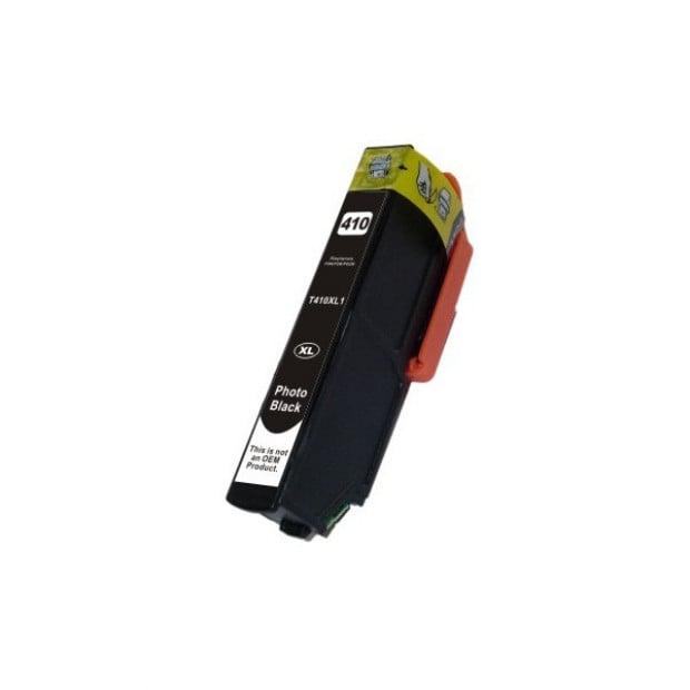 Suit Epson. 410XL Photo Black Compatible Inkjet Cartridge