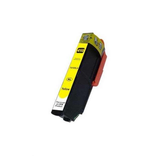 Suit Epson. 410XL Yellow Compatible Inkjet Cartridge