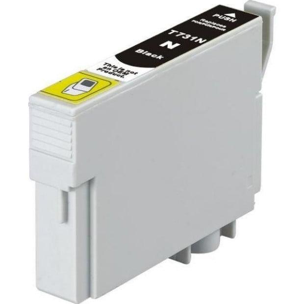 Suit Epson. 73N / T0731 Pigment Black Compatible Inkjet Cartridge