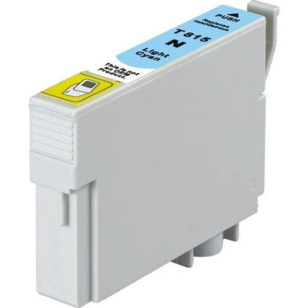 Suit Epson. 81N Light Cyan  Compatible Inkjet Cartridge