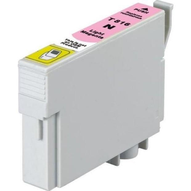 Suit Epson. 81N Light Magenta  Compatible Inkjet Cartridge
