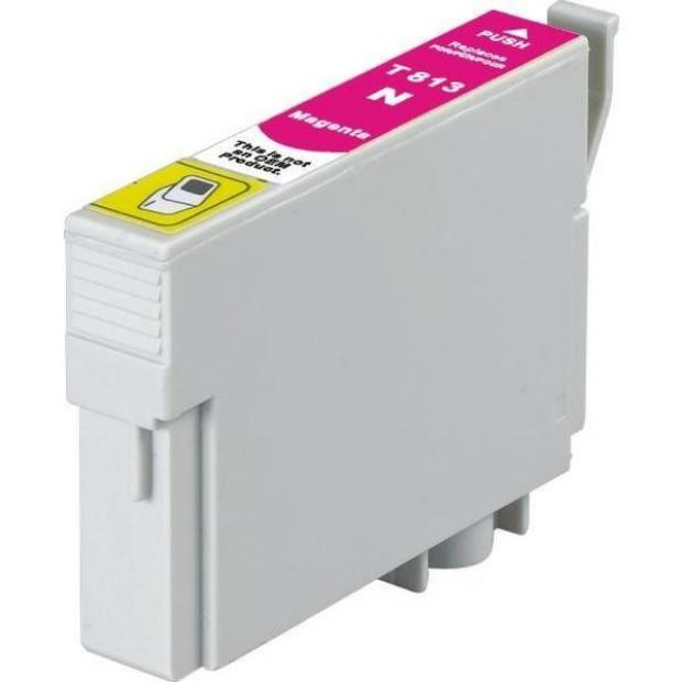 Suit Epson. 81N Magenta  Compatible Inkjet Cartridge