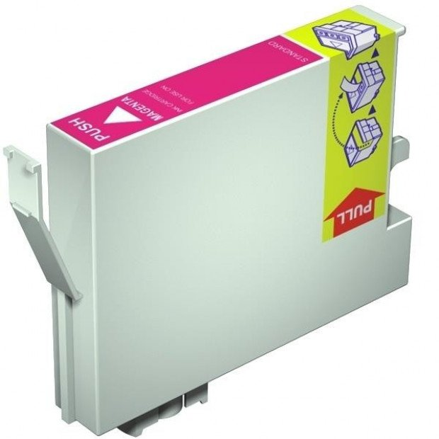 Suit Epson. T0473 Magenta Compatible Inkjet Cartridge