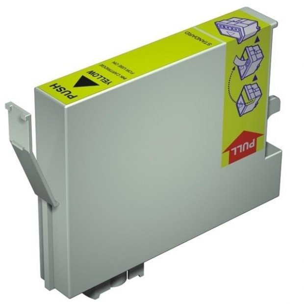 Suit Epson. T0494 Yellow Compatible Inkjet Cartridge