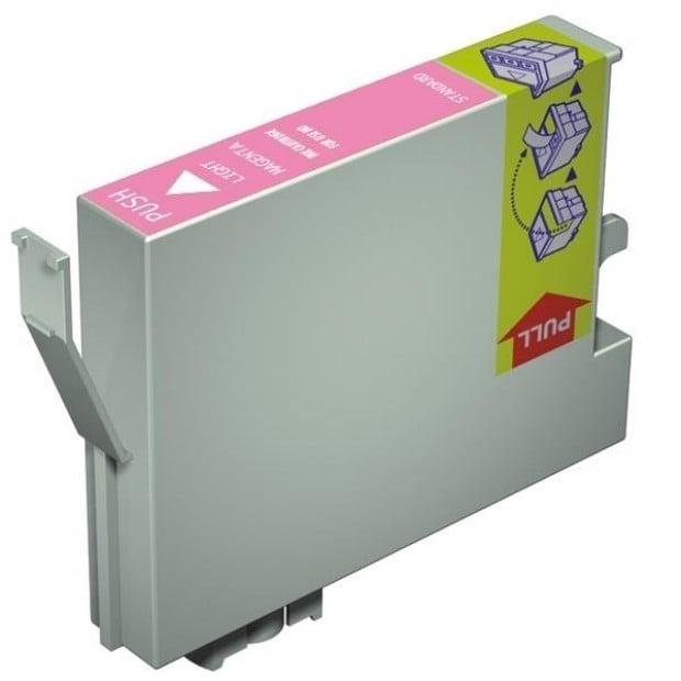 Suit Epson. T0496 Light Magenta Compatible Inkjet Cartridge