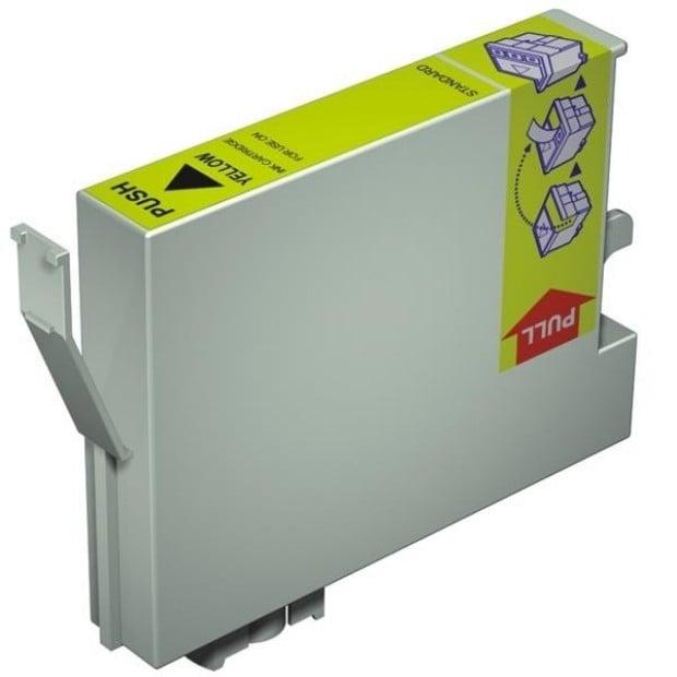 Suit Epson. T0544 Yellow Compatible Inkjet Cartridge