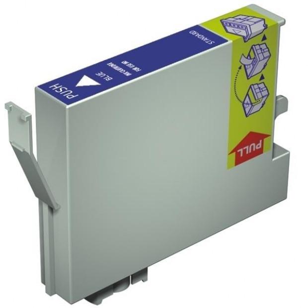 Suit Epson. T0549 Blue Compatible Inkjet Cartridge