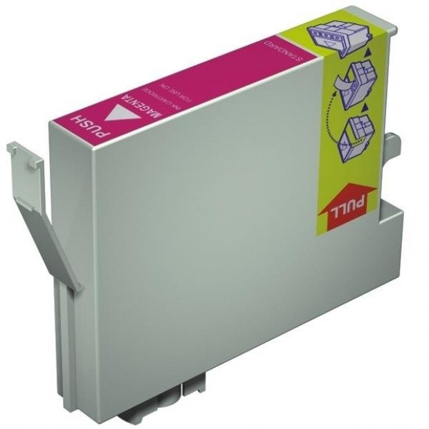 Suit Epson. T0563 Magenta Compatible Inkjet Cartridge