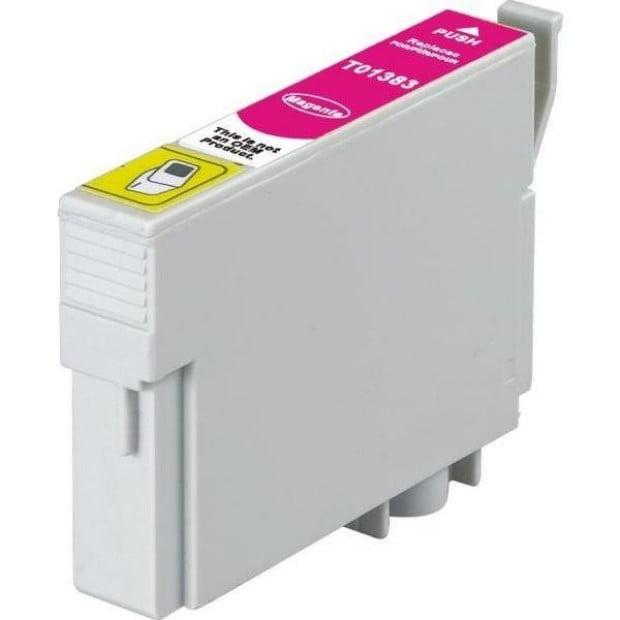 Suit Epson. T1383 (138) Pigment Magenta Compatible Inkjet Cartridge