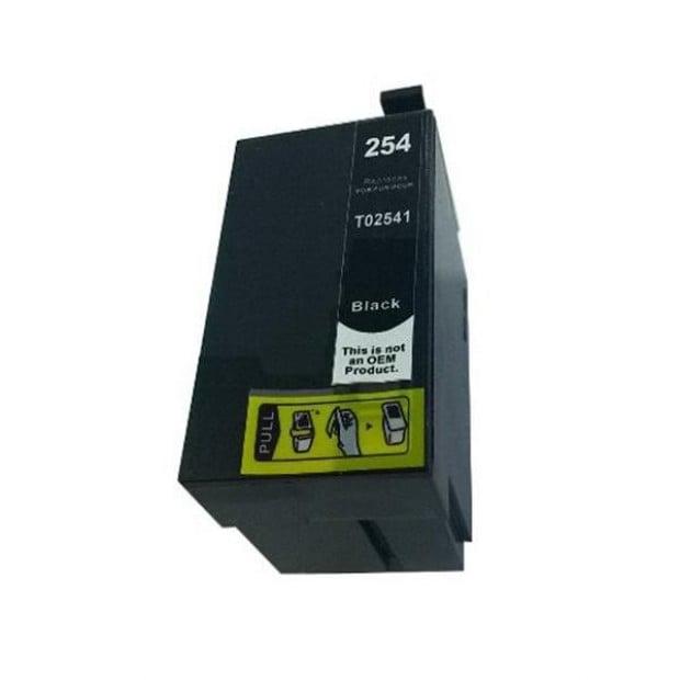 Suit Epson. 254XL Black Premium Compatible Inkjet Cartridge