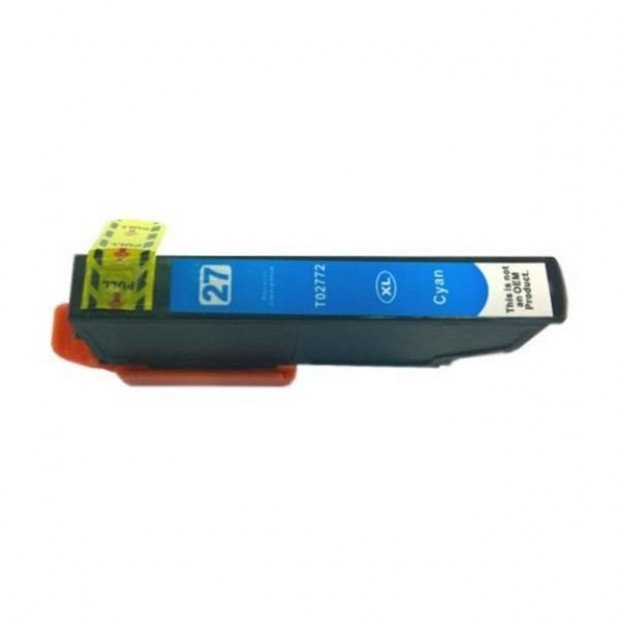Suit Epson. 277XL Cyan Compatible Inkjet Cartridge